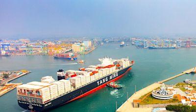陽明不只想買大樓 也想造最先進環保的LNG貨櫃船