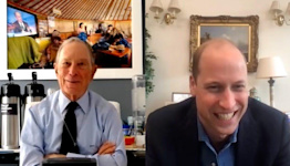 Prince William, Michael Bloomberg: We're in a race to save Earth from climate change