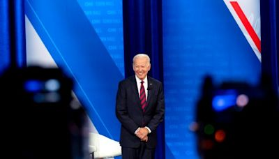 CNN's Joe Biden Town Hall Trails Fox News, MSNBC In Total Viewers; Audience Falls More Than 50% Vs. February Event
