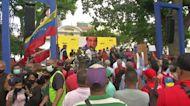 Venezuelan opposition urges Maduro to resume talks