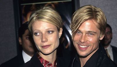 Gwyneth Paltrow basically just confirmed the theory that Brad Pitt tries to look like his girlfriends