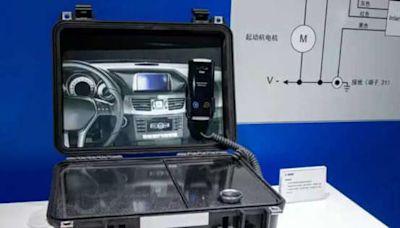 中國長城汽車酒精鎖防酒後駕駛 啟動引擎前需「吹波仔」