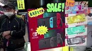 Nintendo sees Switch sales peaking this year