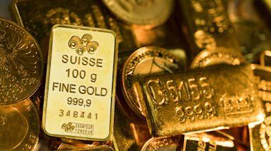 黃金漲破200日均線 登上4個月高點 - 自由財經