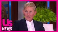 Ellen DeGeneres Opens Up About Toxic Workplace Allegations, Ending Show