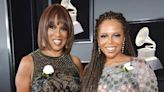 Gayle King Cradles Pregnant Daughter Kirby's Baby Bump in Sweet Photos