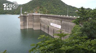 有片/清淤成果總驗收!石門水庫迎第一個颱風 疏洪設施全啟嚴防「致災暴雨」