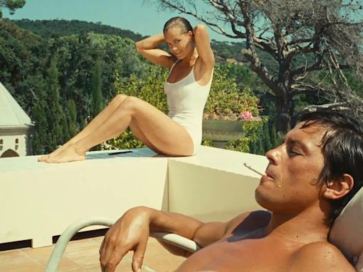 'La Piscine' Restoration Trailer: Alain Delon and Romy Schneider Smolder in the Steamy 1969 Drama