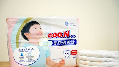 我是雞媽 - 日本製造的超棉柔12小時吸收力紙尿布∥大王GOO.N PLUS 肌快適設計跳跳褲(文末有300元折扣碼) - BabyHome 個人專頁