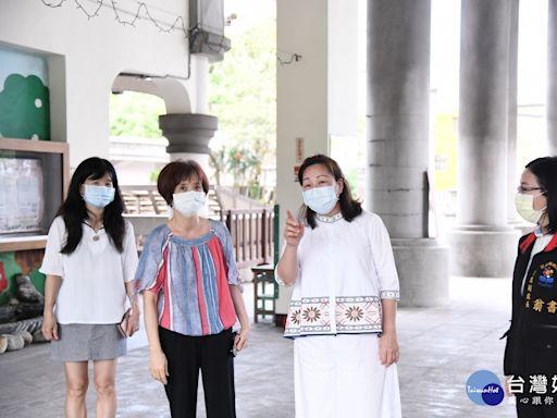 花蓮公立幼兒園8/2起開課 徐榛蔚視察防疫措施