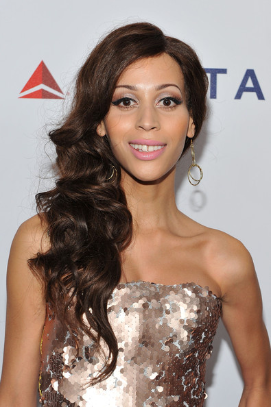 ... photo isis king isis king attends the 23rd annual glaad media awards