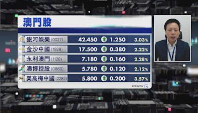 【財經TOP SEARCH】賭股有得升但要小心...