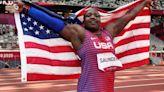 Mom of Olympic silver medalist Raven Saunders dies. 'My number one guardian angel'