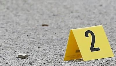 Man walking from house is shot when he interrupts robbery attempt