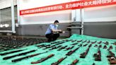 China and the US, both born from conflict, now polar opposites on gun control | WTOP