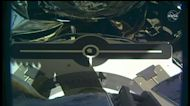 Northrop Grumman capsule departs ISS