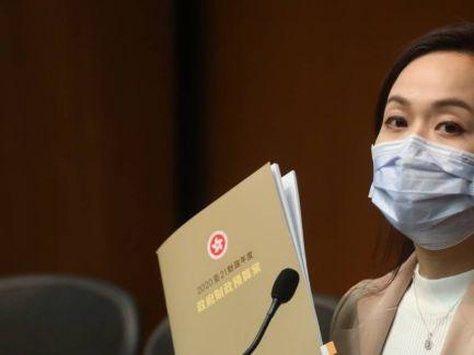 信報即時新聞 -- 陳凱欣批外傭迫打疫苗措施「試水溫」幫倒忙