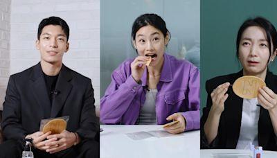 《魷魚遊戲》6大主演挑戰椪糖遊戲!分享最難忘場面、最有自信的遊戲,其中3人認為這場遊戲太辛苦了