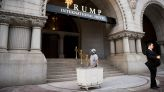 Trump close to a deal to sell marquee DC hotel