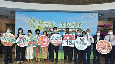 60歲健檢沒紅字 譚敦慈:食農教育健康飲食很重要