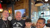 Seeing Double! Buddy Valastro and Guy Fieri Have Fun Father-Son Meetup in Las Vegas
