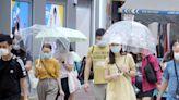 周末迎驟雨雷暴 下周天氣仍然不穩