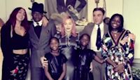 Madonna Shares Rare Family Photo With All Six Of Her Children