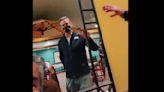 Gavin Newsom, George Lopez shoot PSA inside restaurant where indoor dining banned