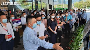 貿促局組織本澳經貿及會展業界 赴海口參訪首屆中國國際消費品博覽會 | 澳門事