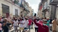 Biden administration re-examines Cuba policies following anti-government protests