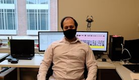 Artificial intelligence technology helps Parkinson's patients during COVID-19 pandemic