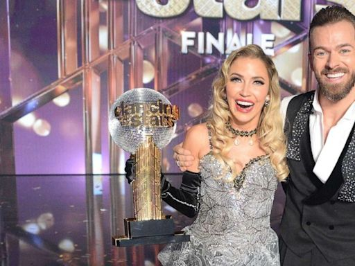 'Dancing With the Stars' 2020: Winners Kaitlyn Bristowe and Artem Chigvintsev reflect on season and 'Bachelorette' streak
