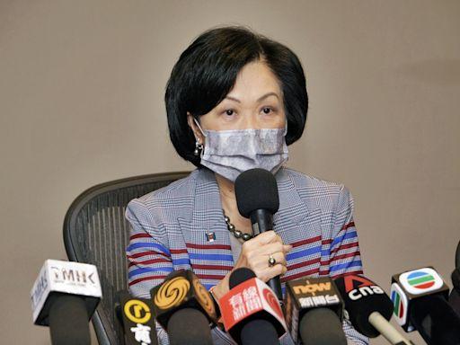 葉劉:公務員文化要改變 須有服務國家及社會使命