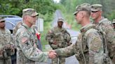 National Guard Spc. Ian Stewart of Hornell recognized for dedication during pandemic