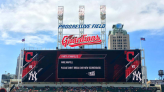 Here's what the new Cleveland Guardians sign could look like at Progressive Field