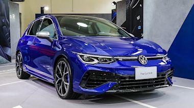 Golf R掀背與旅行車同步導入 195.8萬起預售啟動預計明年初交車