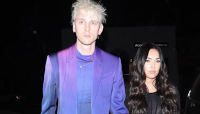 Megan Fox 'Plans to Get Engaged and Married to' Machine Gun Kelly After Divorce Is Finalized