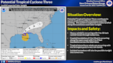 Tropical Storm Claudette Update from NWS - The Greenville Advocate