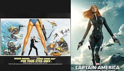 Enhanced breasts and headless women: why movie posters have always been sexist