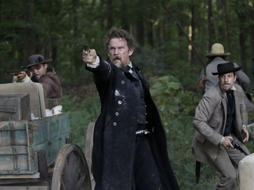 The Good Lord Bird, review: Ethan Hawke's darkly funny abolitionist drama looks 2020 straight in the eye