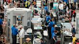 Air Travel Returned. So Did Long Lines at Security, Restaurants, Shops