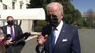 Biden attacks Georgia law, state is sued