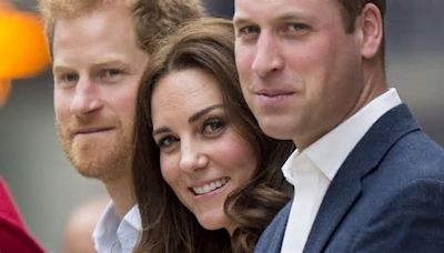 How Prince William and Kate Middleton's birthday post for Prince Harry differs to other royals'