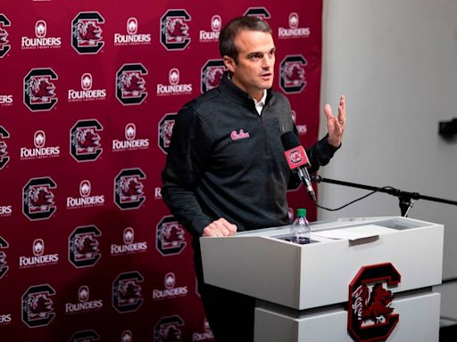 Five observations from South Carolina's new 2021 spring football roster