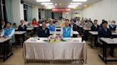 高市勞工大學「五一幹訓班」開訓,韓國瑜親臨勉勵學員