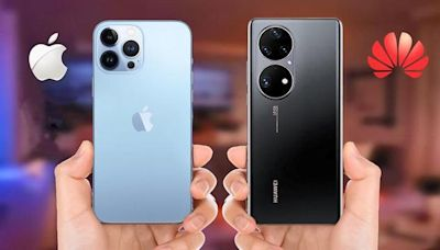 極客新鮮事:iPhone 13ProMax對比華為P50Pro,誰略勝一籌?