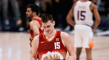NBA/當季MVP季後賽遭橫掃 約柯奇史上第5位
