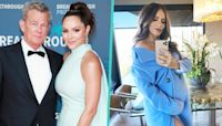 Katharine McPhee Shares First Baby Bump Photo Following Pregnancy News