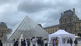 An American in Paris: Here's what it's like for vaccinated tourists right now