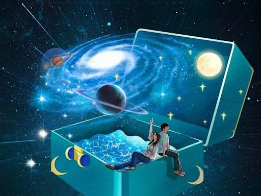 跨越千年的追月之旅,如何用一台晚會講述?-國際在線